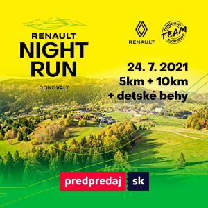 Renault Night RUN